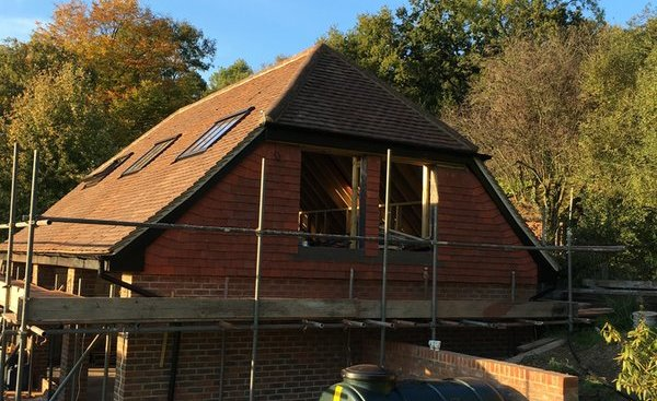 roofer Ascot clay tiles