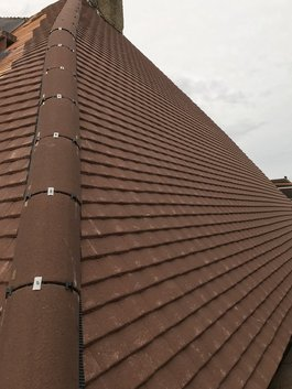 Pitched roof tiles Surrey Hampshire Berkshire