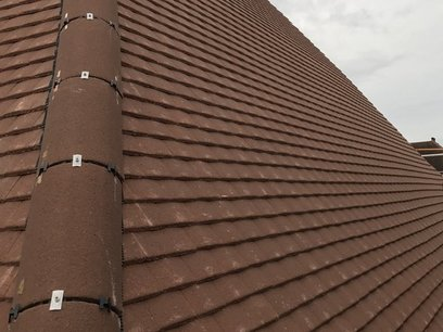 New Pitched Roof Surrey roofer Hampshire