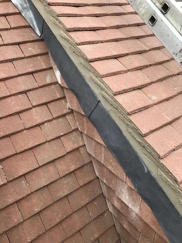 New Pitched Roof from John Brown Roofing Fleet Hampshire