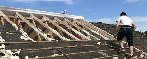 Roof Repairs And Roof Refurbishment In Fleet Farnborough