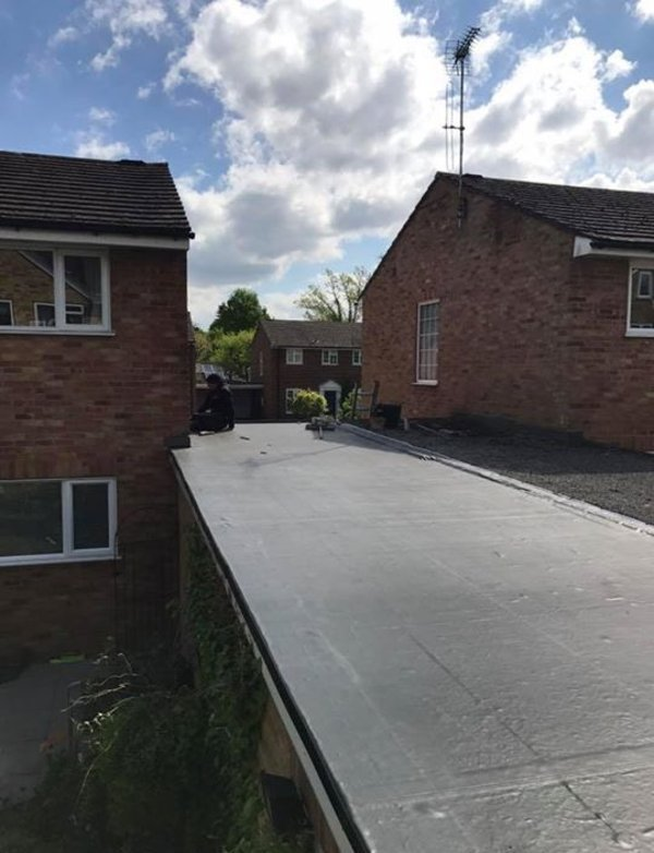 Flat roof Windlesham