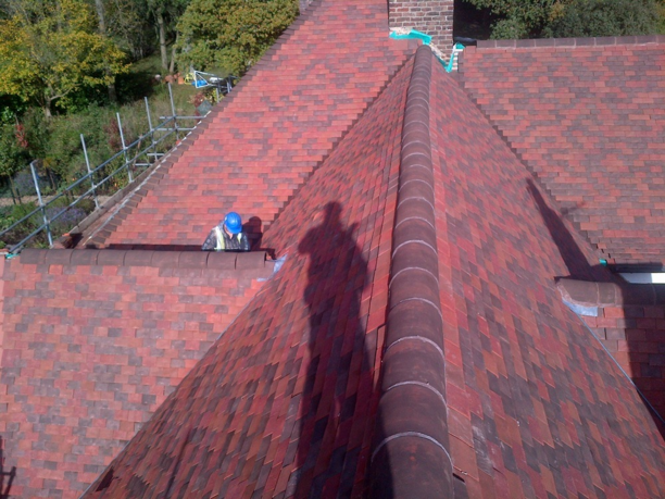 Pitched roof Ascot roofing contractor windlesham roofer