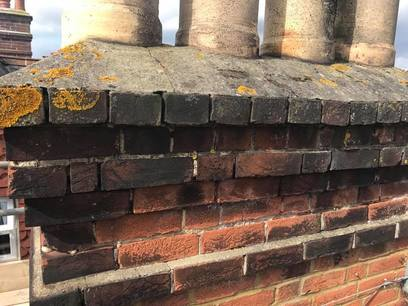 Chimney Stack Repair Alton From John Brown Roofing Fleet Hampshire