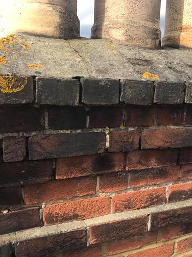 Chimney stack repair and repointing Alton  from John Brown Roofing Fleet Hampshire