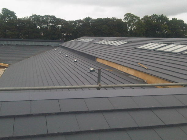 concrete pitched roof Guildford roofer